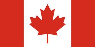 Parkinglap footprint at Canada